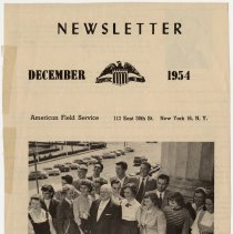 Image of 1996.51.136AN - Newsletter