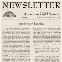 Image of 1996.51.136AO - Newsletter
