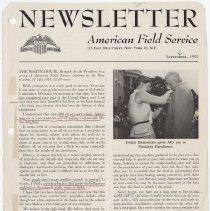 Image of 1996.51.136AP - Newsletter