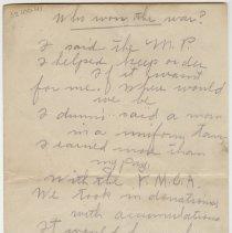 Image of 1938.100.41 - Poem
