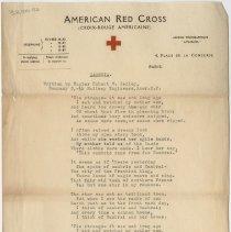 Image of 1938.100.42 - Poem