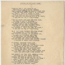 Image of 1938.100.49 - Poem
