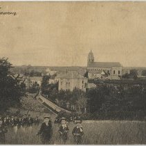 Image of 2015.22.21 - Postcard, Inscribed