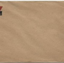 Image of 1984.163.47 - Envelope
