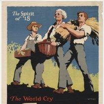 Image of U.S. Food Administration Poster