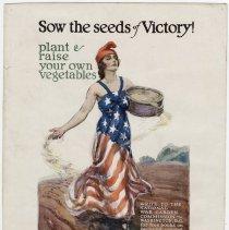 Image of National War Garden Commission Poster