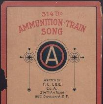 Image of 1982.122.126 - Music, Sheet