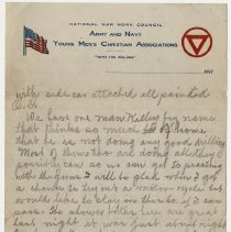 Image of 002_september 29, 1917_thomas R Shook To Parents_page 3