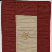 Image of 1991.68.1 - Flag, Service