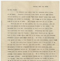 Image of 020_2013.42.1_november 14, 1915_raymond Penniman To Family_page 01