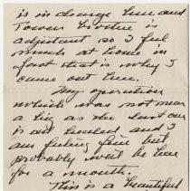 Image of 024_2013.42.1_january 13, 1916_raymond Penniman To Friend_page 02