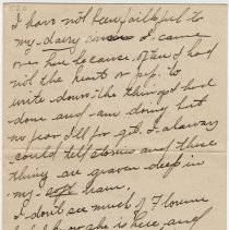 Image of 05_1999.79.3_july 2, 1918_m. Langley  To Olivia Hemphill_page 05