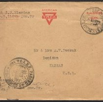 Image of 1976.169.22 - Envelope