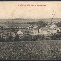 Image of 1981.80.31 - Postcard, Inscribed