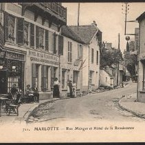 Image of 1984.45.162 - Postcard, Inscribed