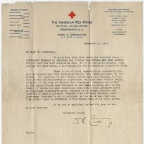 Image of 05_2013.42.17_december 12, 1917_american Red Cross To A.w. Merchant