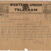 Image of 2013.42.7 - Telegram