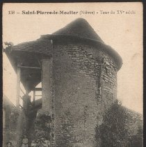 Image of 1991.67.20 - Postcard, Inscribed