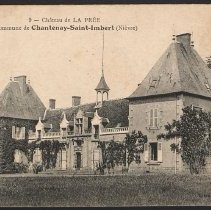 Image of 1991.67.25 - Postcard, Inscribed