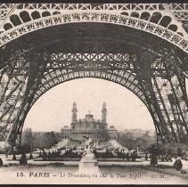 Image of 1992.14.10f - Postcard, Inscribed