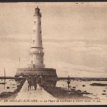 Image of 1992.14.11c - Postcard, Inscribed