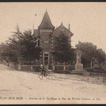 Image of 1992.14.11e - Postcard, Inscribed