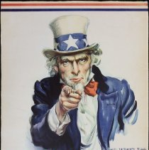 Image of U.S. Army Enlistment Poster