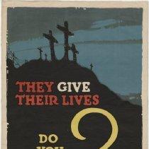 Image of U.S. War Savings Stamps Poster
