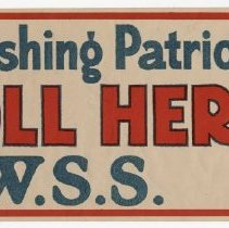 Image of U.S. War Savings Stamps Poster