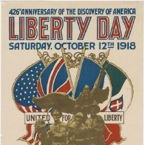 Image of U.S. 4th Liberty Loan Poster