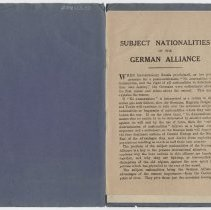Image of Subject Nationalities of the German Alliance - Page 02-03
