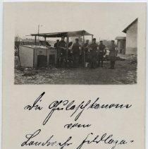 Image of German Field Kitchen