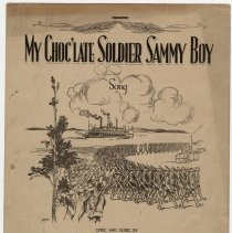 Image of My Choc'late Soldier Sammy Boy - Page 1