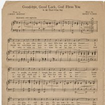Image of Good-Bye, Good Luck, God Bless You - Page 2