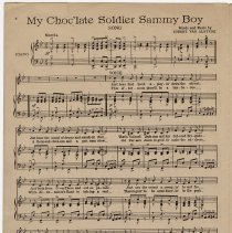 Image of My Choc'late Soldier Sammy Boy - Page 2