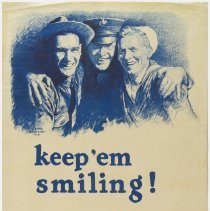 Image of U.S. United War Work Campaign Poster