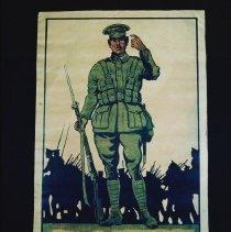 Image of Australian Enlistment Poster