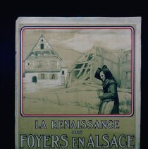 Image of French Alsace-Lorraine Poster