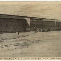 Image of Debarkation Hospital No. 2