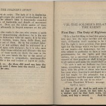 Image of The Soldier's Spirit - Page 70-71