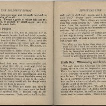 Image of The Soldier's Spirit - Page 84-85