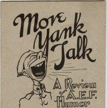 Image of More Yank Talk - Page 01