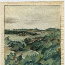 Image of Watercolor by Charles Thatcher Shellabarger