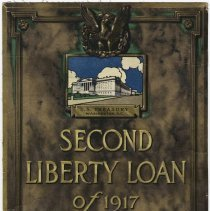 Image of U.S. 2nd Liberty Loan Poster