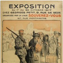 Image of French Poster