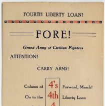 Image of 1936.2.1 - Card, Documentary