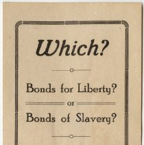 Image of Liberty Loans Advertisement