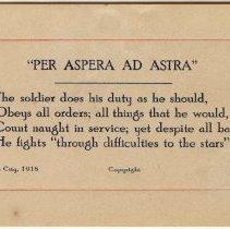 Image of Per Aspera Ad Astra