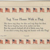 Image of Tag Your Home With a Flag