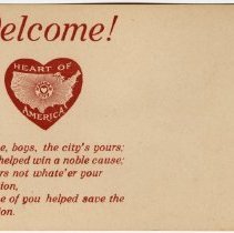Image of Heart of America Welcome